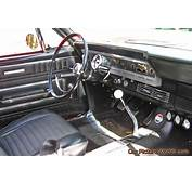 1966 Ford Fairlane 500 Convertible Interior
