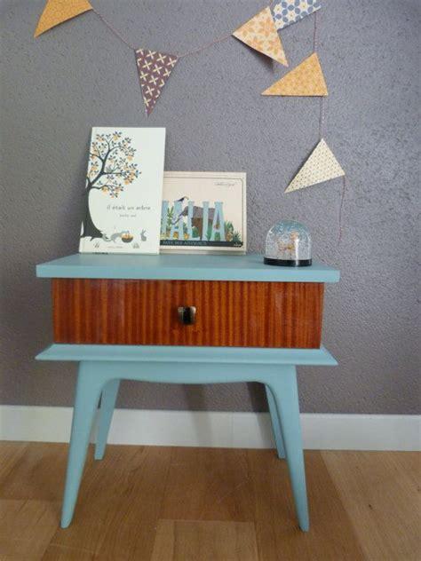 Modele Table De Nuit by Bedside Table Years 50 60 Model Colombine