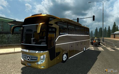 mercedes truck 2016 mercedes travego 2016 for truck simulator 2