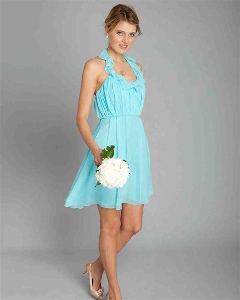 bridesmaid dresses for beach weddings martha stewart
