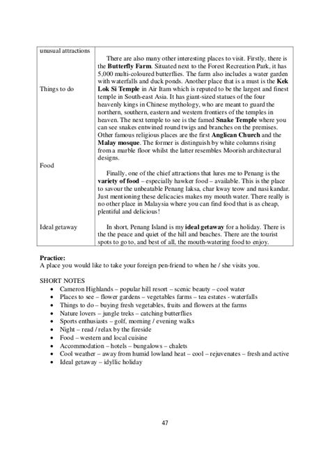 Ordinary Level Essay by Account Writing Format In Pacq Co