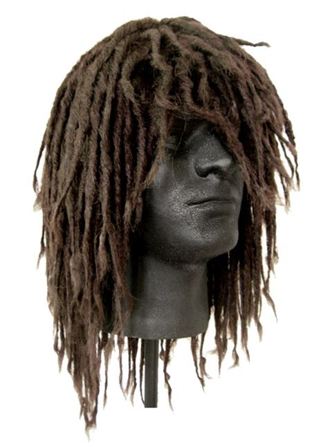 bob marley hair extensions dreadlocks dreads surfer dude caveman bum bob marley rasta