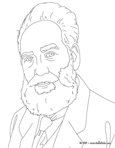 alexander coloring pages
