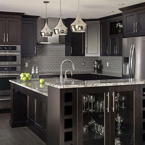 black kitchen cabinets ideas fabulous black kitchen via swizzler kitchen design ideas