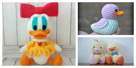 amigurumi pattern duck free amigurumi duck patterns
