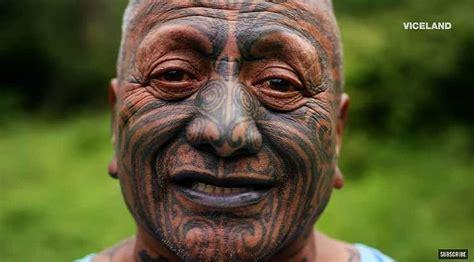 zealands maori ta moko tattooing explored  viceland