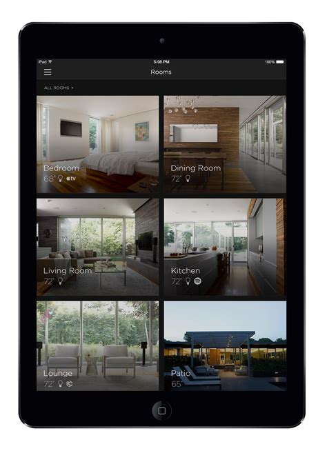 savant home automation smart home systems