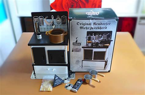 Real Working Miniature Kitchen by Unboxing Miniature Huss Multipurpose Stove