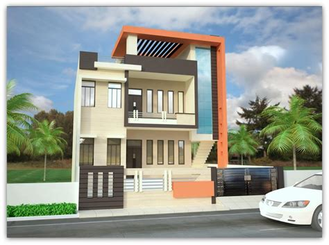 get design house home house map elevation exterior 3d front elevation