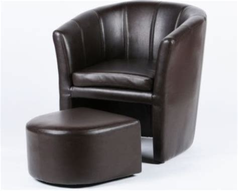 Tub Armchair Design Ideas Tub Chair Ottoman Traditional Armchairs And Accent Chairs Inside Armchair With Ottoman