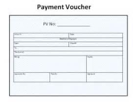 voucher check template voucher templates free word s templates