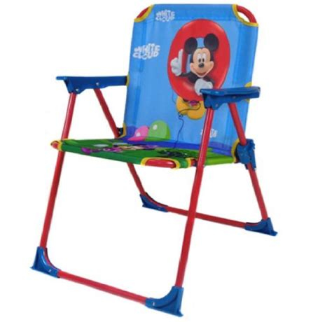 Toddler Lawn Chair by Disney Childrens Toddler Folding Metal Patio Chair