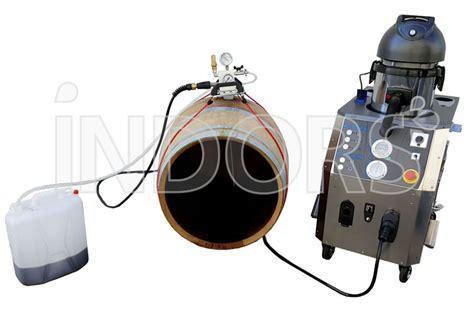 pulisci pavimenti a vapore steamtech kit pulizia barrique di vino per pulitore di