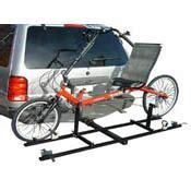 Recumbent Bike Rack by Cycle Simplex Recumbent Bike Rack Reviews Mtbr