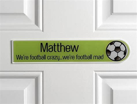 bedroom door signs names pin by de signage contemporary acrylic signage