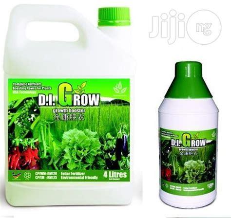 Di Grow dynapharm 1 litre di grow organic plus foliar fertilizer