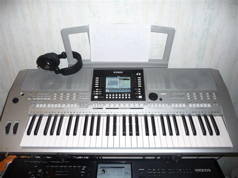Keyboard Bekas Yamaha Psr S910 yamaha psr s910 image 758314 audiofanzine