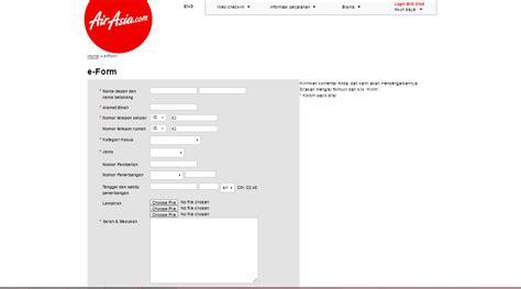 airasia refund form cara refund tiket airasia karena penerbangan dibatalkan