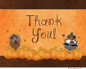 thank you cards for thanksgiving thanksgiving turkey thank you cards gobbles pumpkins
