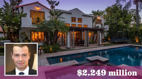 Joey House by Actor Joey Lists His Calabasas Crib For Sale At