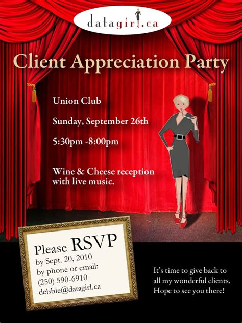 Attention To Detail 4 Tips To Increase Your Income Leader S Beacon Knowledge Is Power Customer Appreciation Event Invitation Template
