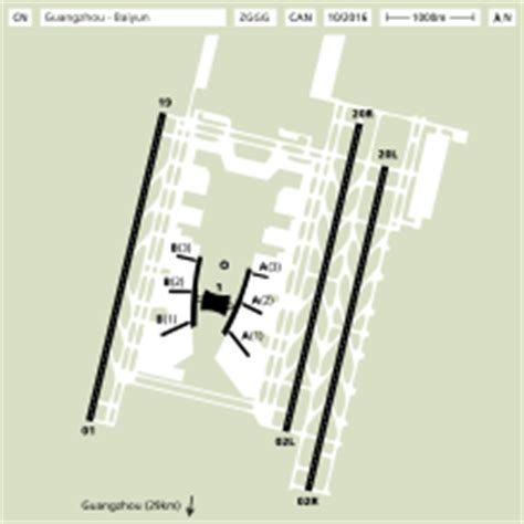 airport layout wikipedia guangzhou baiyun international airport wikipedia