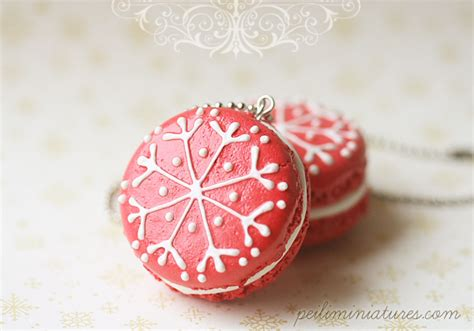 christmas macaron tree ornament on luulla