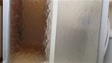 How To Clean Tempered Glass Shower Doors How To Clean A Glass Shower Door With Bar Keepers Friend