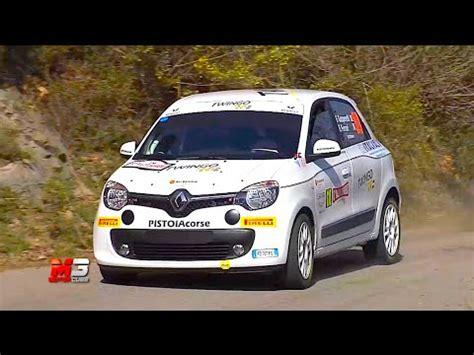 renault rally 2016 new renault twingo r1 2016 francesco fontana giusti