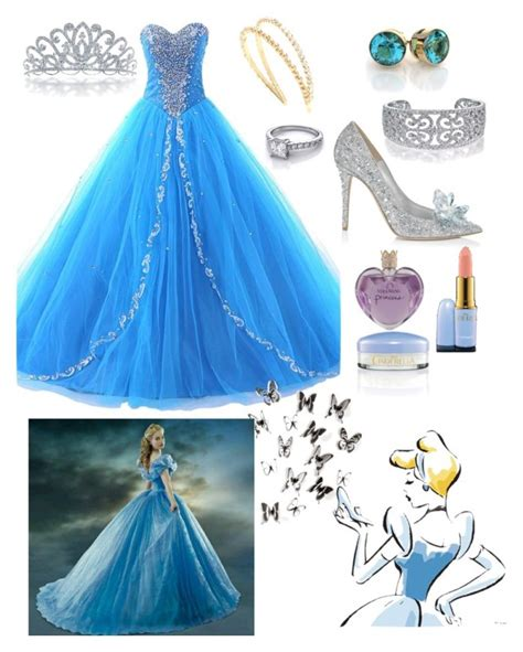 cinderella themed quinceanera dresses quot cinderella quot by ahbierose liked on polyvore polyvore