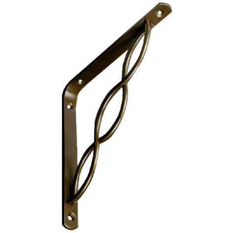 bracket quot concord quot decorative shelf bracket rona