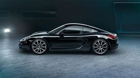 porsche sports car black the new porsche cayman black edition mr goodlife