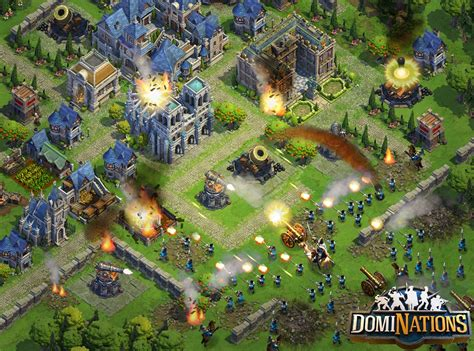 DomiNations assaults Clash of Clans with a Civilization