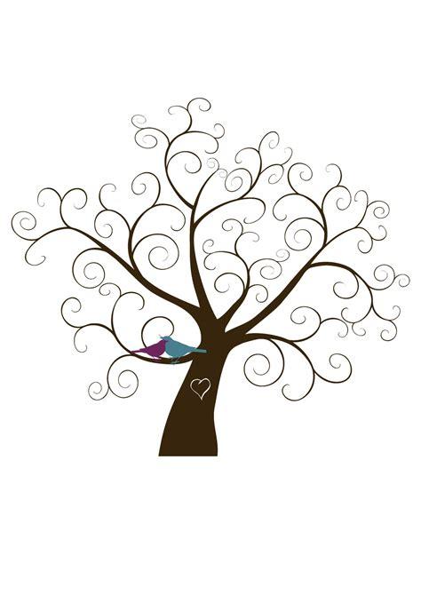 plantilla 225 rbol de huellas decoraci 243 n pared huella comuni 243 n y arbol huellas