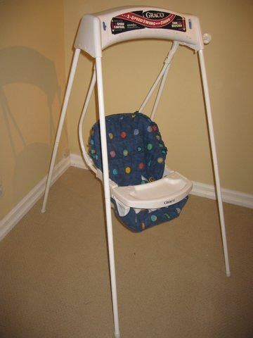 used graco swing graco wind up baby swing charlottetown pei