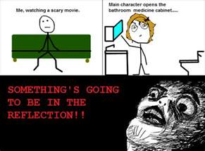 Funny Horror Movie Memes - funny scary meme comics image memes at relatably com