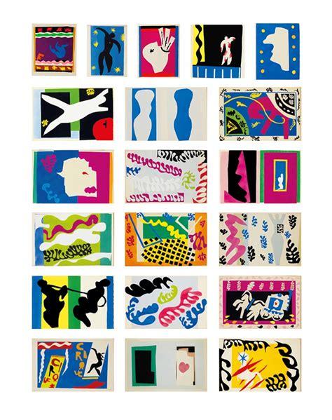 Henri Matisse Decoupage - henri matisse 1869 1954 jazz mid 20th century