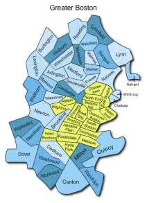 Boston Demographics Map by Homes For Sale In Greater Boston Massachusetts Real Estate