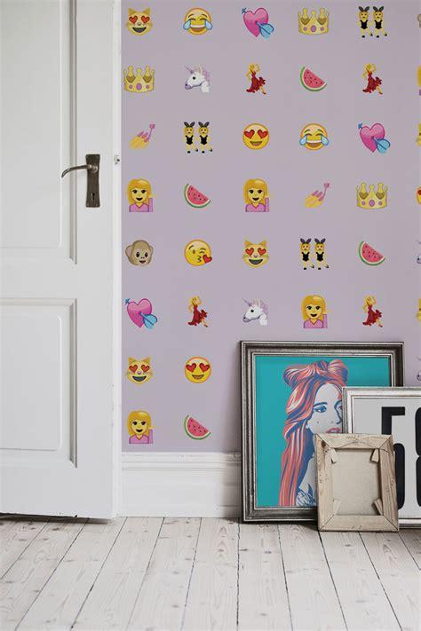 emoji room emoji wallpaper by murals wallpaper
