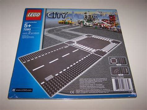 Lego 7280 Brick And More Crossroad Plates lego city town 7280 cros end 8 29 2018 10 36 am