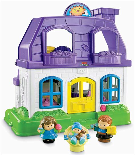 fisher price little people house holiday gift guide babies the naughty mommy
