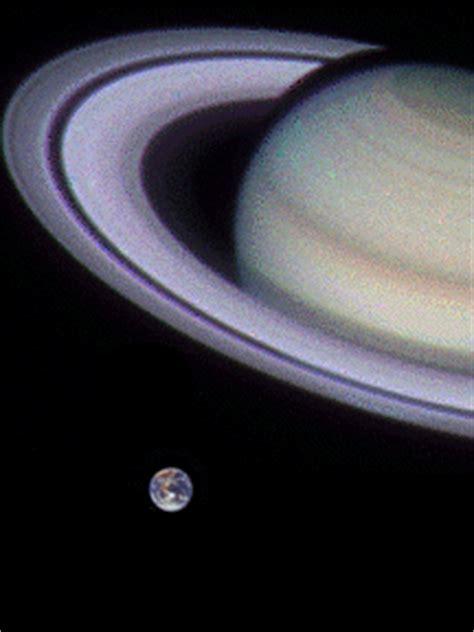 is saturn bigger than earth comparaci 243 n de saturno y la tierra ventanas al universo