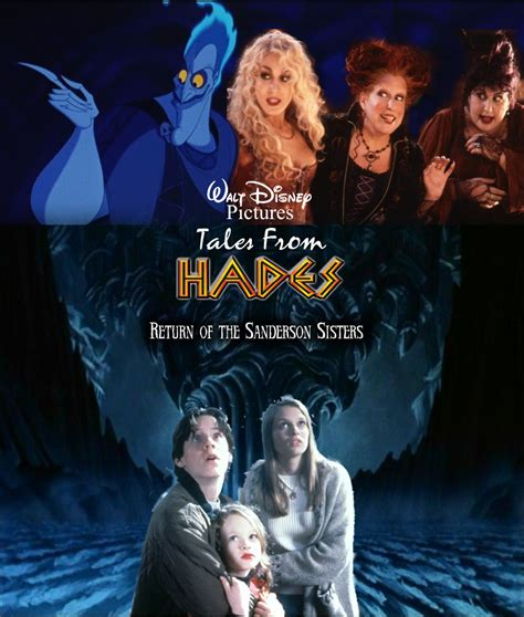 sanderson sisters house image disney tale from hades return of the sanderson sisters png disney dtv