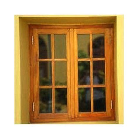 standard sagwan window rs  square feet siyota timber