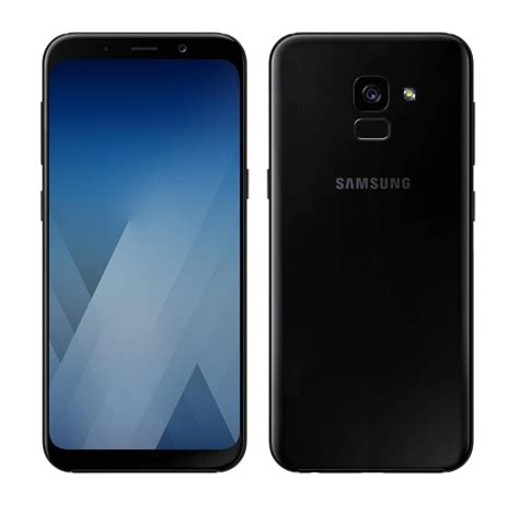 Samsung A5 Pro 2018 Galaxy A5 2018 Render Toont Toekomst Samsung S Mid Range