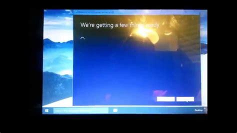 install windows 10 netbook second install windows 10 technical update hp mini netbook