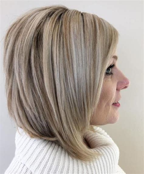 aline cuts and color for women over 50 the best hairstyles for women over 50 80 flattering cuts