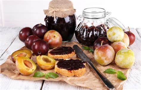 Plum Food Pantry by Wallpaper Food Plum Sandwiches Photo Knife Bank Jam
