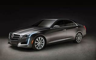 Cadillac Cts Truck 2014 Cadillac Cts Sedan New Cars Reviews