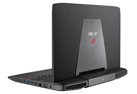 Asus Rog G751jt Ch71 Gaming Laptop asus rog g751jt ch71 17 3 quot gaming notebook with nvidia 970m windows laptop tablet specs